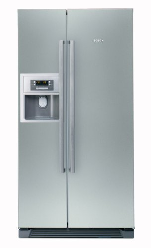 inox antifingerprint no frost multi airflow super gefrieren bosch kan58a75 side by side a