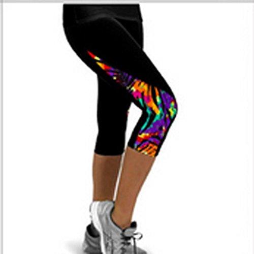 cfc7549bb Elecenty Yogahosen Sporthose Damen